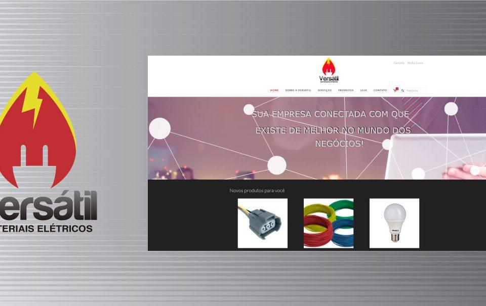 criação de site institucional, criação de loja virtual